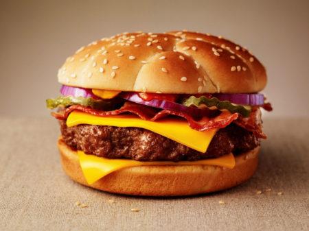 cach lam hamburger thit heo nuong 2